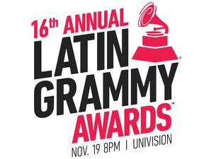 Package design music latin grammys
